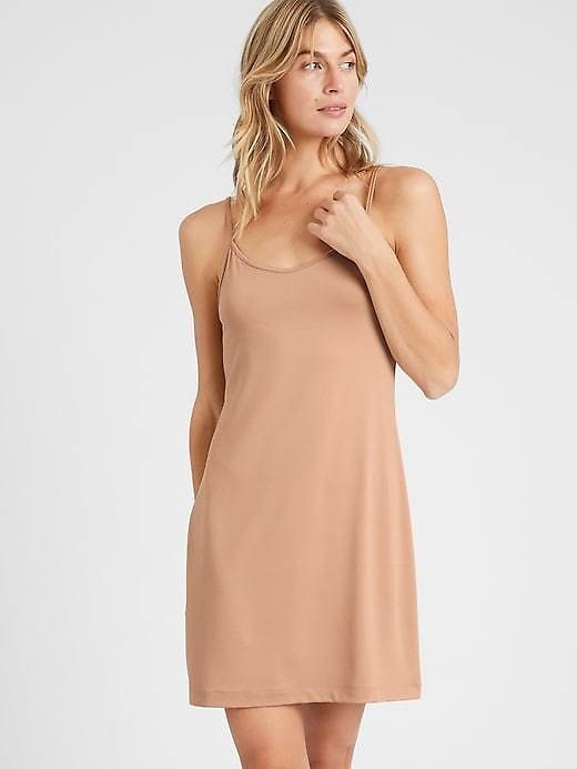 Essential Layering Slip Dress (3 Colors)