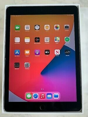 Apple IPad Pro 256GB, Wi-Fi + 4G (Unlocked), 9.7 in - Space Gray + Apple Pencil