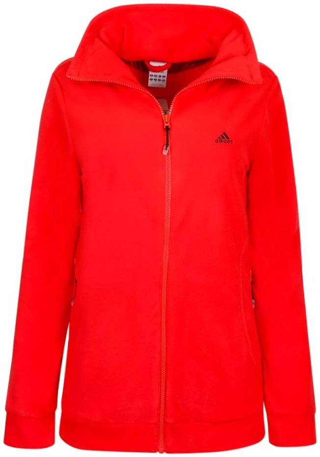 Adidas Women's Zip Up Fleece Jacket (2 Colors)