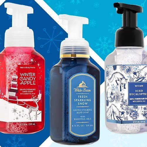$3.95 All Hand Soaps