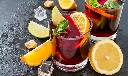 20% OFF | Sangria Tasting for One or Tasting for Two or Four with Take-Home Bottles At Juicy Luzy Sangria