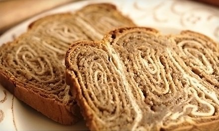 $25 for One Loaf of Povitica Bread with Shipping from Strawberry Hill Povitica ($41.98 Value)