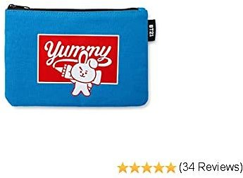BT21 COOKY Character Bite Pouch