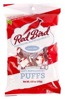 Free Peppermint Candy Puffs 4-Oz (In-Store)