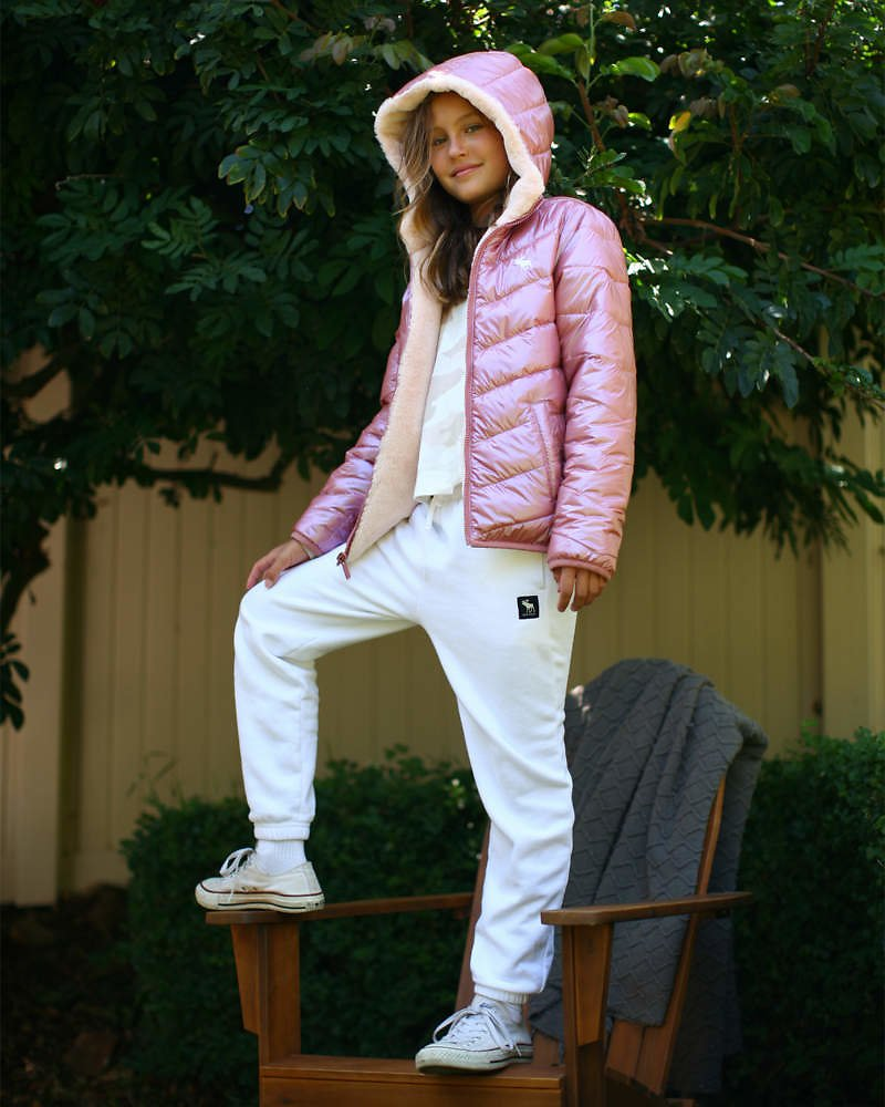 A&FKids Cozy Puffer (7 Color Choices)