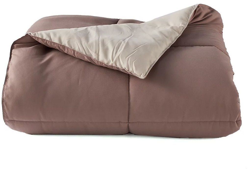 The Big One® Down-Alternative Reversible Comforter - Size Twin/Twin XL