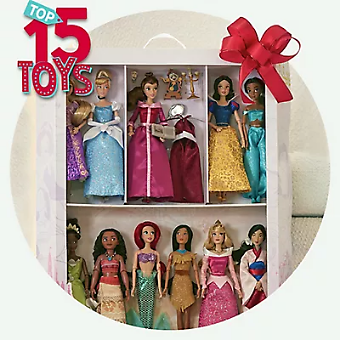 Disney Princess Classic Doll Collection for $11.82ea