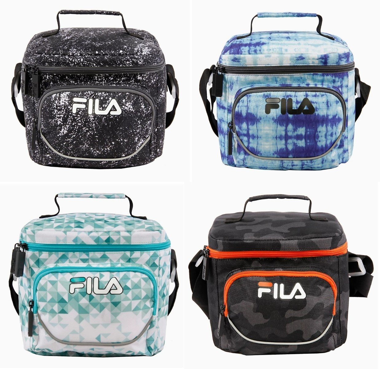 FILA™ Argus Lunch Tote (8 Colors)