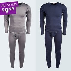 Toasty Thermals for Your Guy