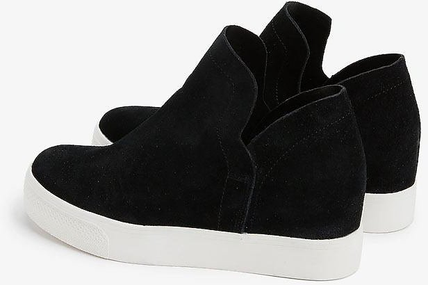Steve Madden Wrangle Suede Sneakers +F/S