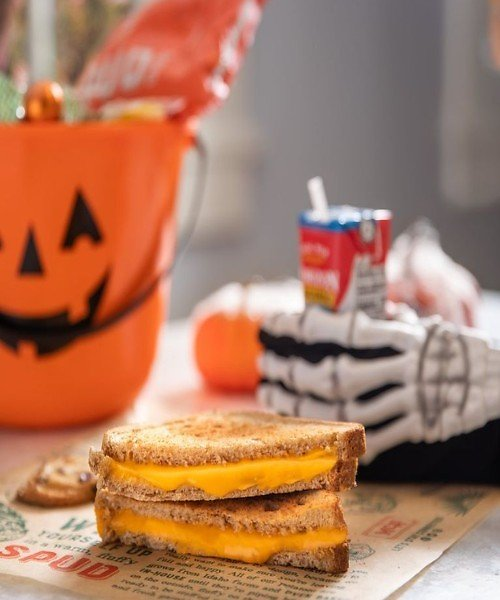 Kids In Costume Eat FREE At McAlister's With Adult Purchase! (10/30-11/01)