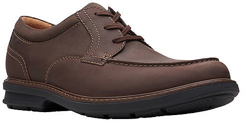 Clarks Mens Rendell Walk Oxford Shoes