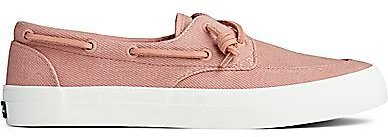 Crest Boat Seasonal Twill Sneaker (3 Colors)