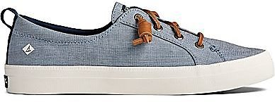Crest Vibe Two Tone Chambray Sneaker