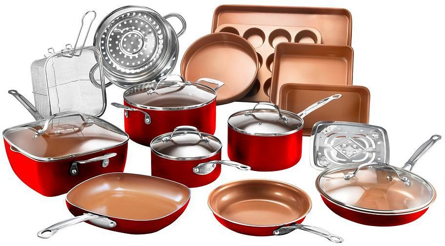 Buy More Save More Up to 30% OFF Gotham Steel Cookware & Small Appliances +F/S