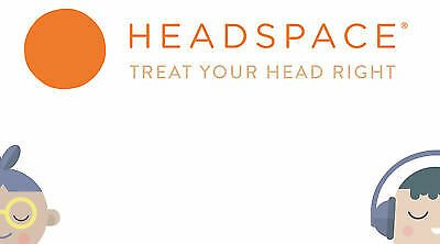 Headspace Subscription | 1 Year Warranty | Fast Delivery