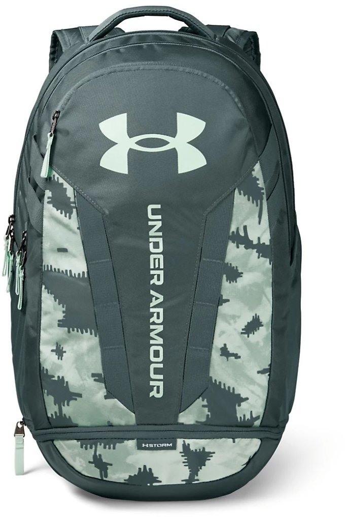 Under Armour Hustle Backpack (Pictured Color)