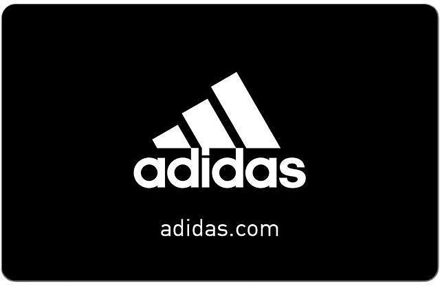 Free $10 Bonus Card w/ $50 Adidas Gift Card (Email Delivery) Purchase