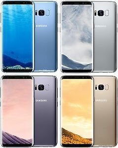 Samsung Galaxy S8 G950f + Free Warranty + Invoice + Accessories As Gifts- Show Original Title