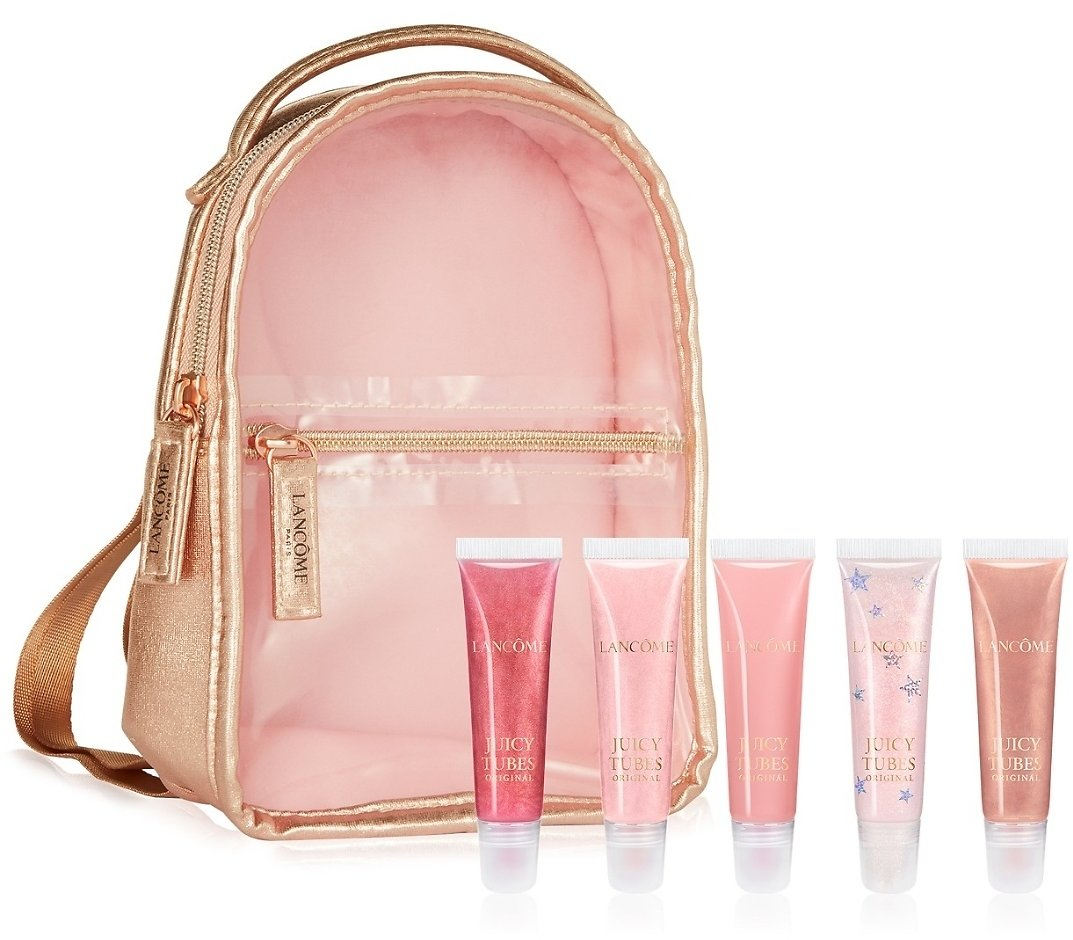 Lancôme 6-Pc. Juicy Tubes Gift Set With Mini Backpack