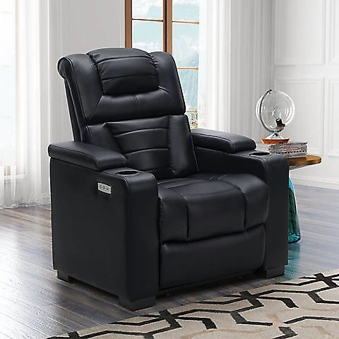 Abbyson Living Avalon Theatre Power Recliner
