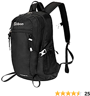 EXTRA 60% OFF Hiking Backpack 20L Lightweight Travel Daypack