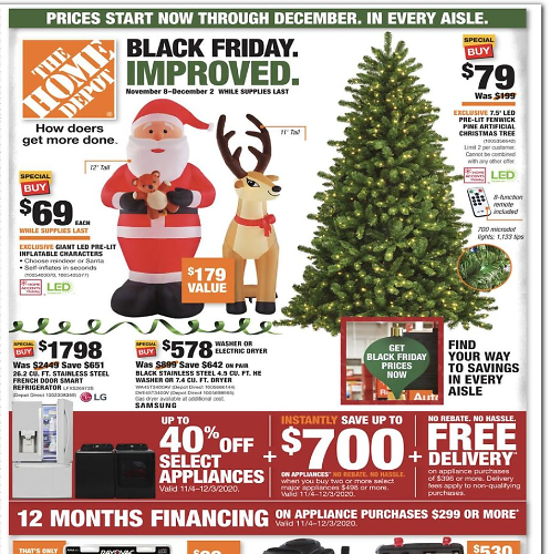 2020 Black Friday Ad/Sale Now Live!
