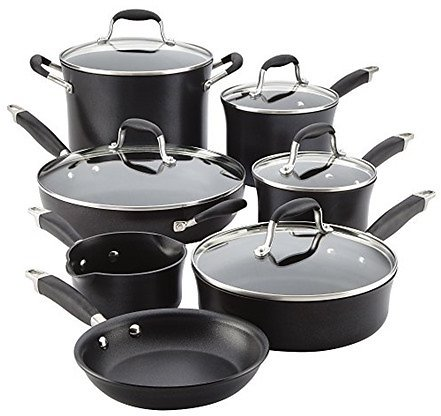 Anolon Advanced12-Piece Cookware Set