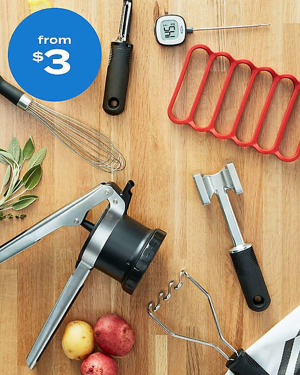 Cooking & Baking Gifts from $3