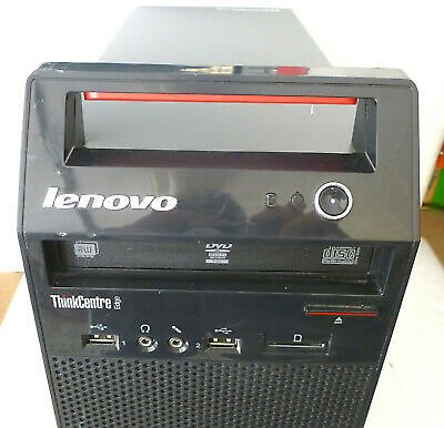 Pc Computer Lenovo Thinkcentre Edge 72. Windows 10 Pro // Intel G2020/4gb/500gb