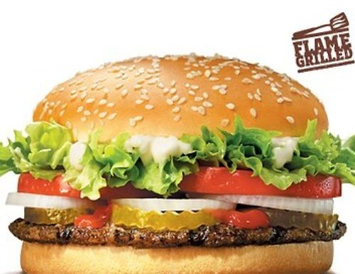 Burger King Offers Free Whopper As Part Of 'Scary Places' (Promotion Ends 10/31, Coupon Valid Thru 11/3)