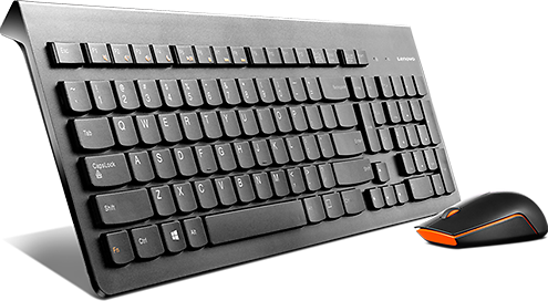 Lenovo 500 Wireless Combo Keyboard & Mouse - US English (103P) | Keyboard & Mouse Combos | Lenovo US