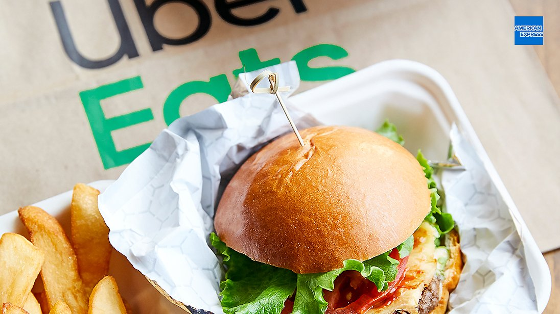 Free 12 months Uber eats With American Express