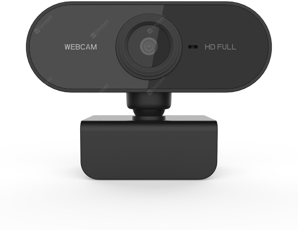 Full HD 1080P Webcam USB Mini Computer Camera Built-in Microphone Flexible Rotatable for Laptops Desktop and Gaming Sale, Price & Reviews   Gearbest