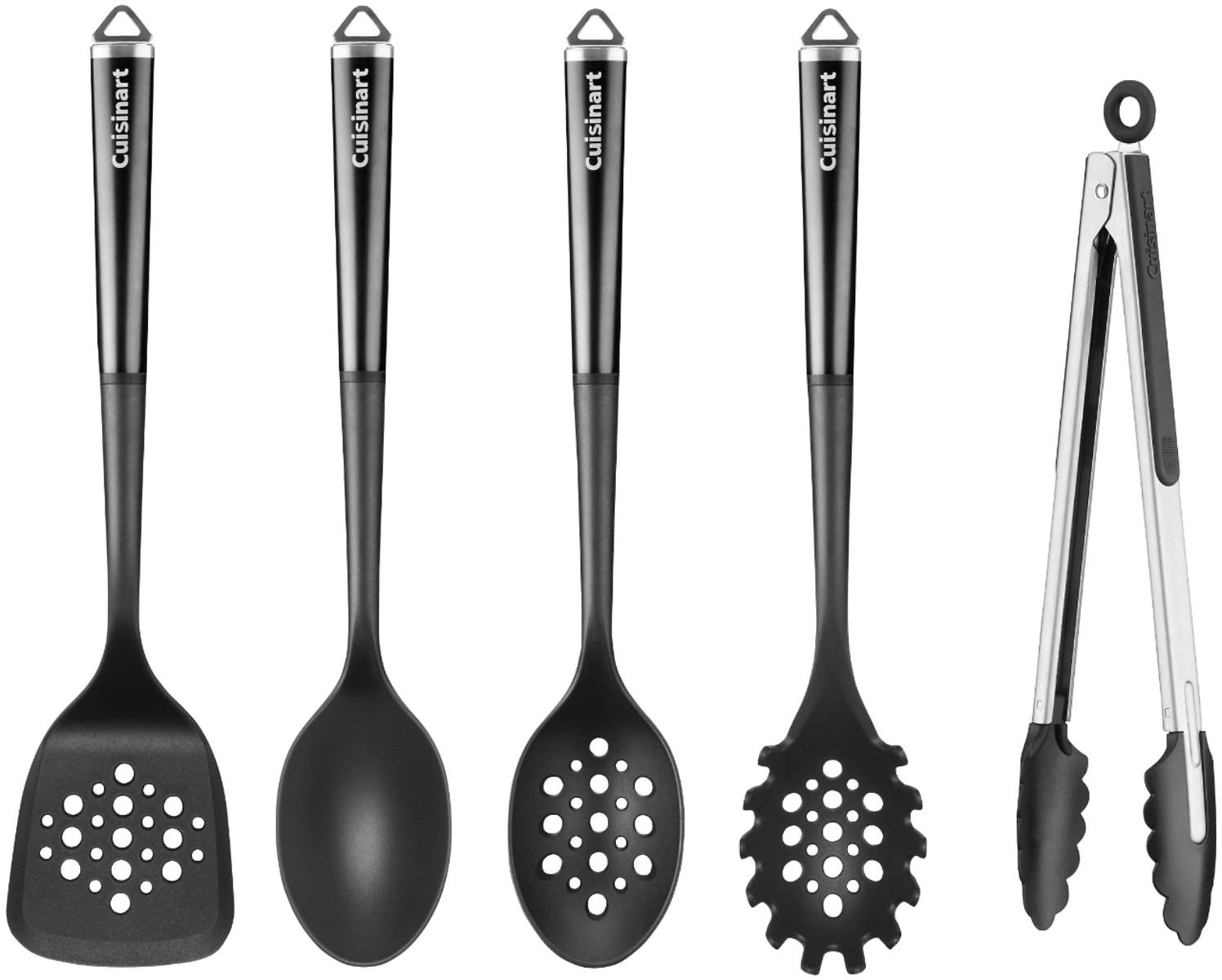 Cuisinart 5 Pc FusionPro Tool Set Stainless Steel CTG-00-5FPO