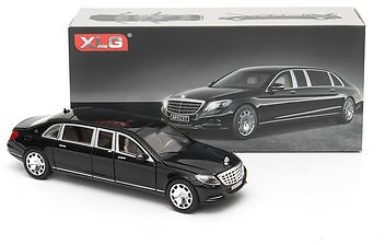 Limousine Diecast Metal Car Model