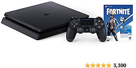 PlayStation 4 Best Slim 1TB Console - Fortnite Bundle