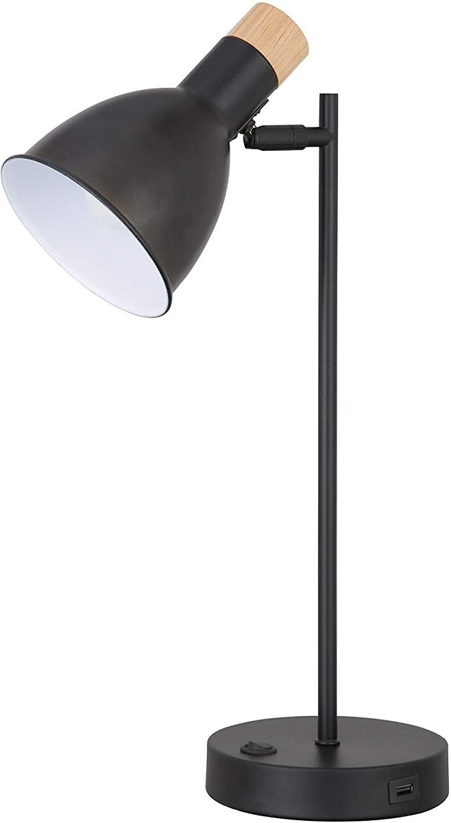 Amazon Brand – Rivet Scandinavian Task Lamp, 19