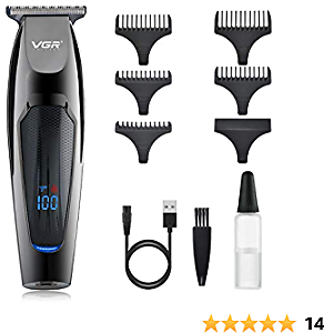 70% Off VGR Cordless Hair Clippers for Men