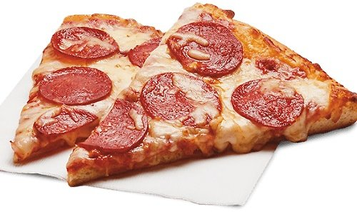 2/$1 Pizza Slice Happy Hour from 1 - 7 pm (7REWARDS)