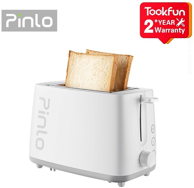 US $39.65 18% OFF|2020 NEW Pinlo Bread Toaster PL T075W1H Toast Machine Toasters Oven Baking Kitchen Appliances Breakfast Sandwich Fast Maker|Toasters| - AliExpress