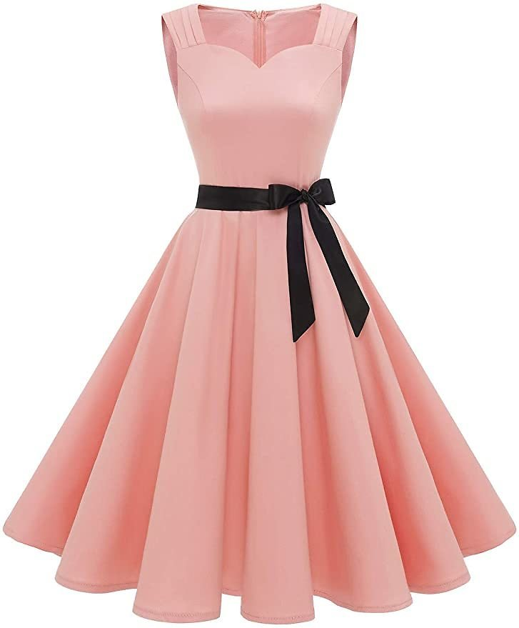 80% Off Gardenwed Women Vintage 1950s Retro Prom Dresses from $9.99