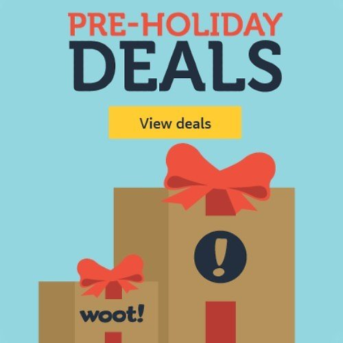 Pre-Holiday Deals