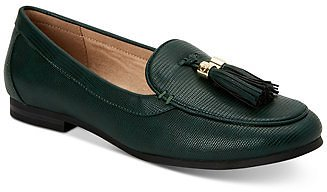 Charter Club Margott Suede Tassel Loafers, Created for Macy's & Reviews - Slippers - Shoes