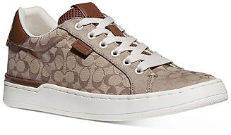 COACH Women's Lowline Sneakers & Reviews - Athletic Shoes & Sneakers - Shoes