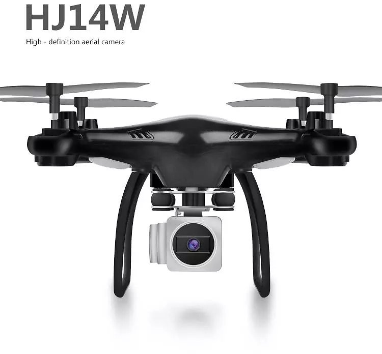 HobbyLane RC Drone Wi-Fi Remote Control Aerial Photography Drone HD Camera 200W Pixel UAV Gift Toy