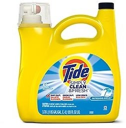 2 Days Only! Tide Simply Laundry Detergent