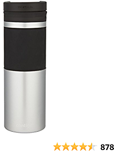 Today Only! Contigo TWISTSEAL Glaze Vacuum-Insulated Stainless Steel Travel Mug