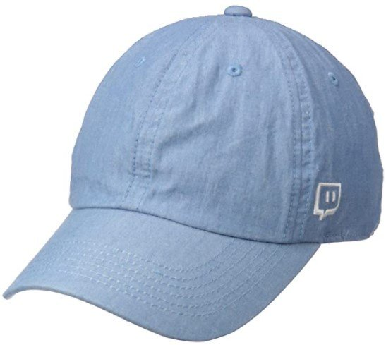Twitch Emote Chambray Hat