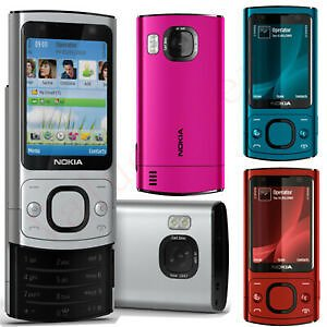 Original NOKIA 6700s Slide Phone Camera 5.0MP MP3 Bluetooth Java Unlocked MObile